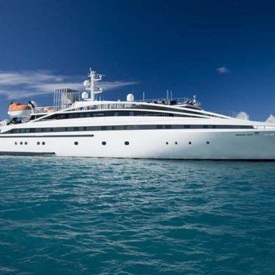 Elegant 007 Yacht Main Profile