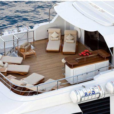 Olmida Yacht Sundeck - Loungers