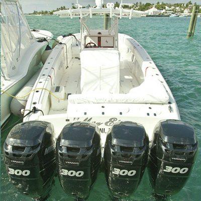 Impromptu Yacht Tender - Midnight Express