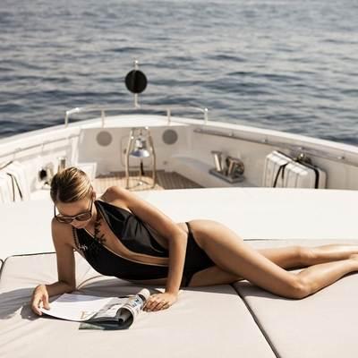 Aurelia Yacht Sunpads