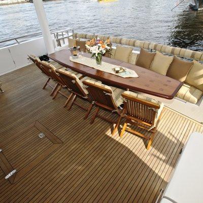 Missy B II Yacht
