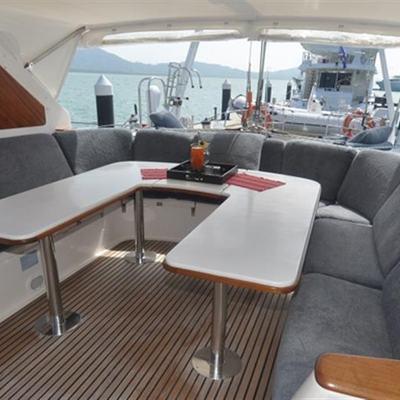 Demoiselles Yacht