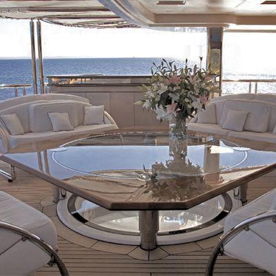 Sycara V Yacht Master Balcony