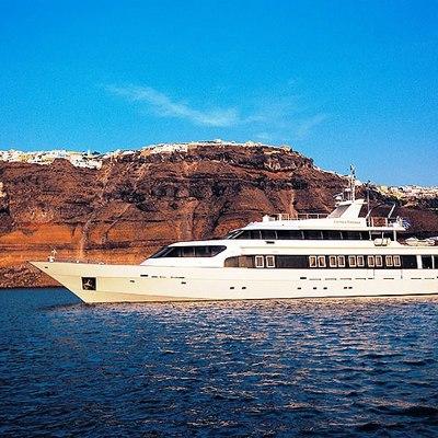 Carmen Fontana Yacht Side View