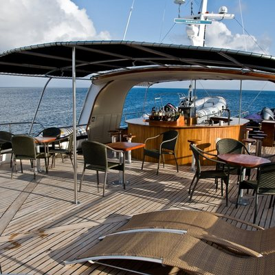 Integrity Yacht Sun Deck