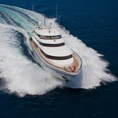 Diamond Girl Yacht