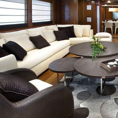 Sima Yacht Main Saloon #1