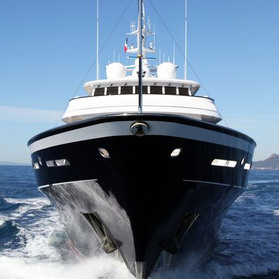 Virginian Yacht Bow