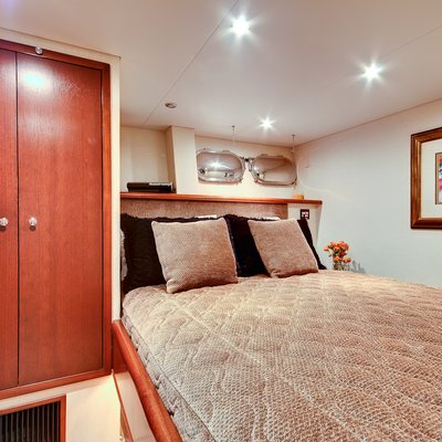 Andiamo Yacht Guest Stateroom