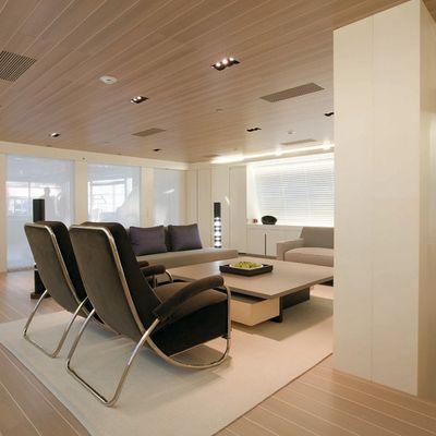 Baracuda Valletta Yacht Salon - Seats