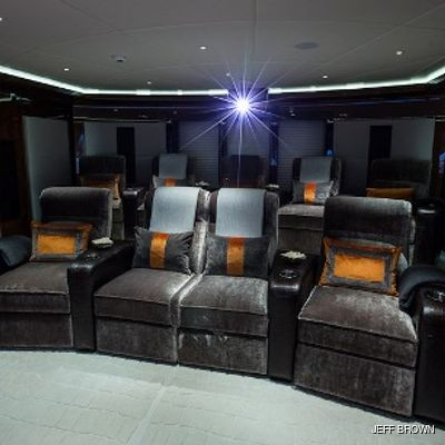 Arience Yacht Cinema Loungers