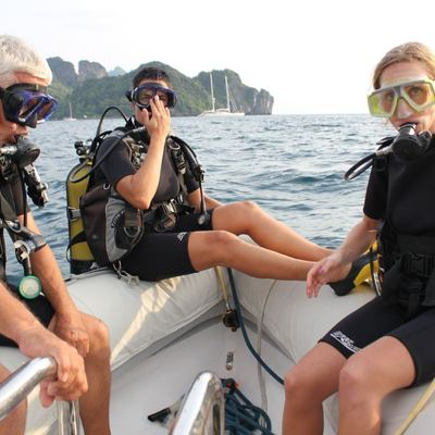 Douce France Yacht Scuba Diving