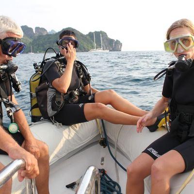 Douce France Yacht Scuba Diving