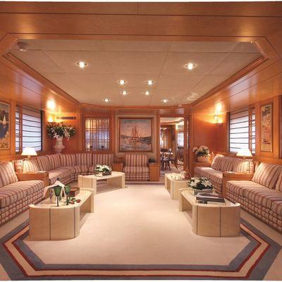 Bella Stella Yacht Skylounge - Overview