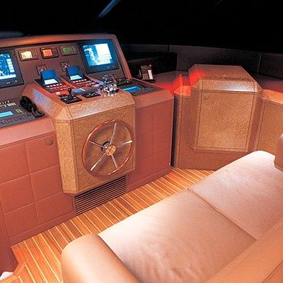 Benita Blue Yacht