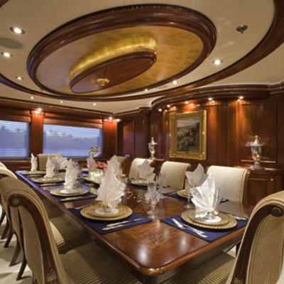 TCB Yacht Dining Salon
