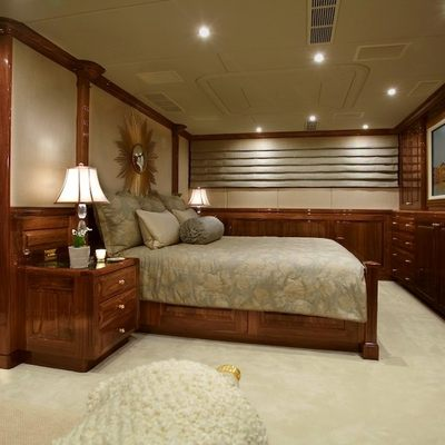 Top Five Yacht Guest Stateroom