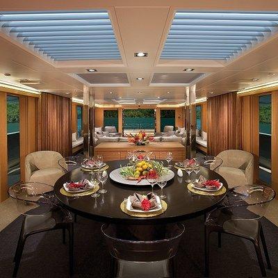 Big Fish Yacht Dining Salon