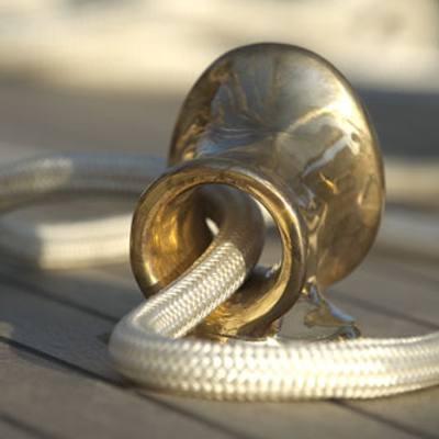Atlantic Yacht Detail - Rope