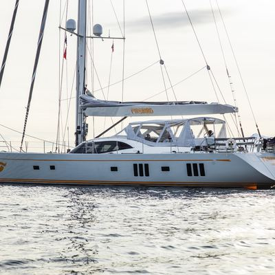 Firebird Yacht