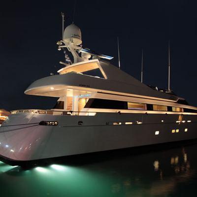 Mabrouk Yacht Underwater Lights