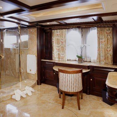 Freedom Yacht Master Bathroom - Shower
