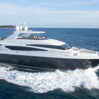 Lady Beatrice Yacht