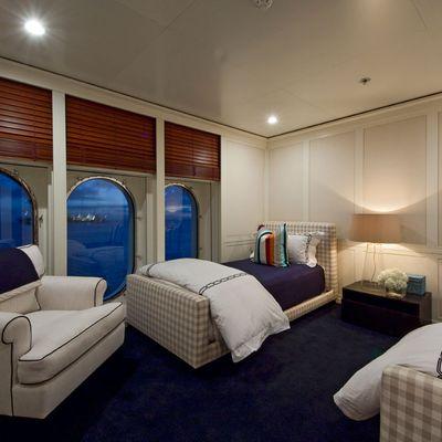 Diamond Yacht Twin Stateroom