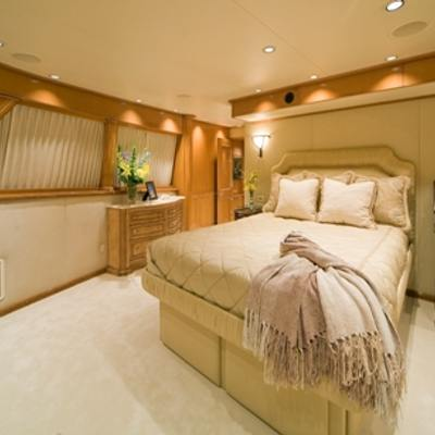 Sojourn Yacht Main Deck VIP Stateroom