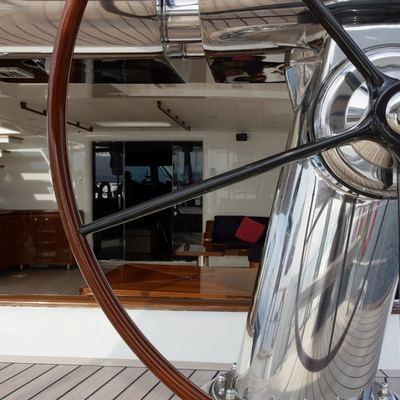 Heritage Yacht Wheel
