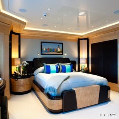 Arience Yacht Guest Stateroom