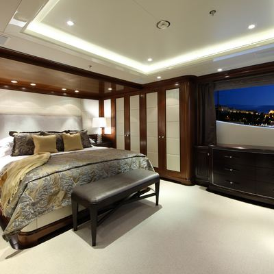 Seanna Yacht Gold Guest Stateroom
