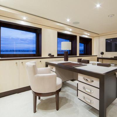 Revelry Yacht Master Office