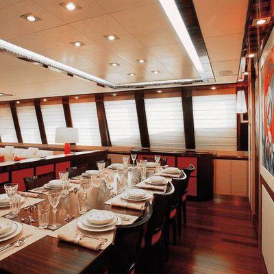 Dragon Yacht Dining Salon