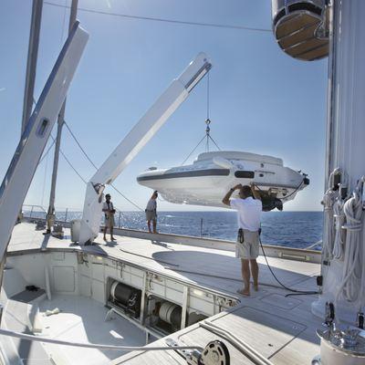 Twizzle Yacht Tender