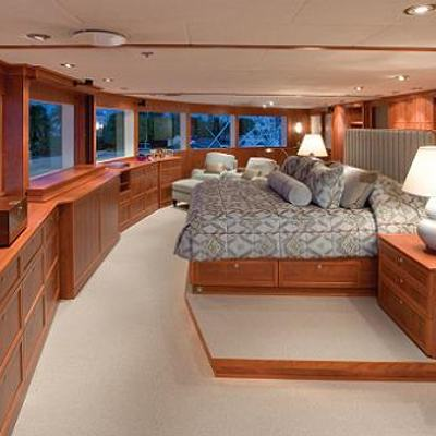 Silver Cloud Yacht Master Stateroom