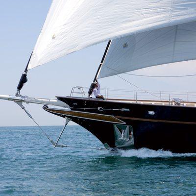 Roxane Yacht Bow