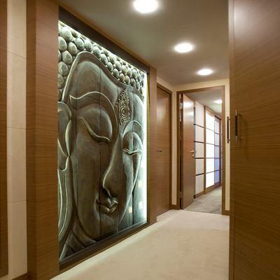 Namaste 8 Yacht Foyer - Artwork