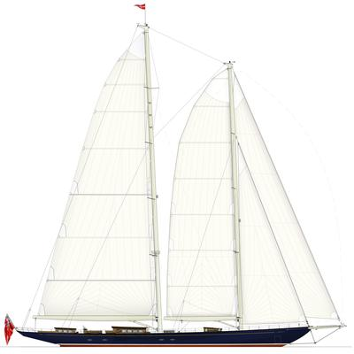 Athos Yacht Plans