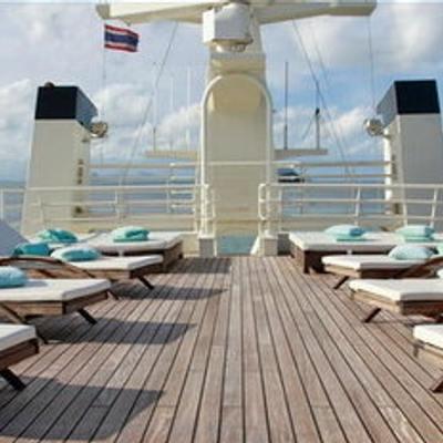 Bleu De Nimes Yacht Sundeck - Loungers