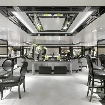Silver Angel Yacht Lounge