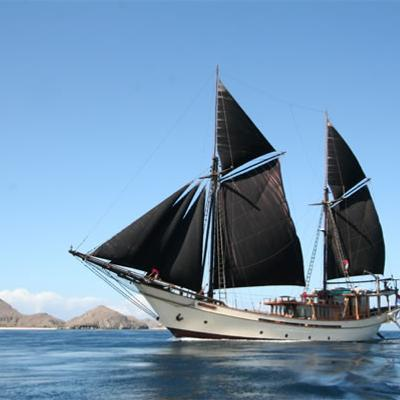 Silolona Yacht Profile - Sails