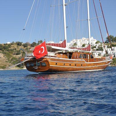 Palmyra Yacht