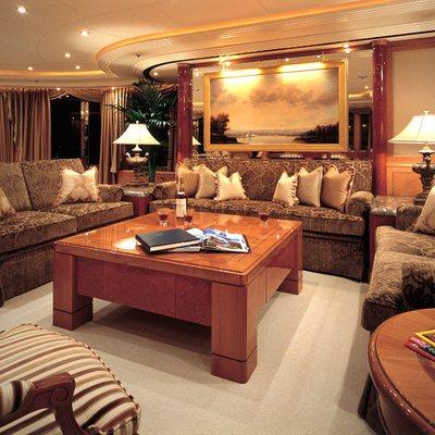 Capri I Yacht Main Salon 2