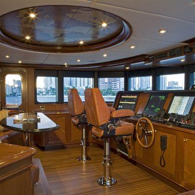 Aquasition Yacht Bridge