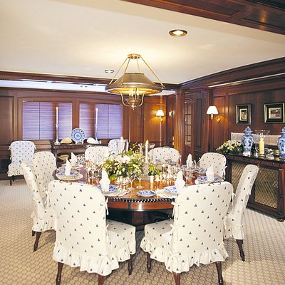 Virginian Yacht Formal Dining