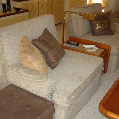 Paradis Yacht Salon - Seating