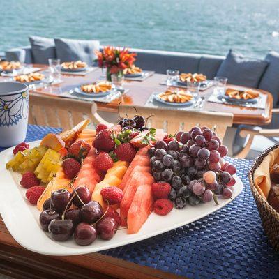 Temptation Yacht