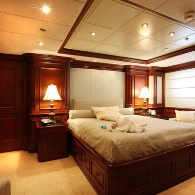 Nomad Yacht VIP Stateroom