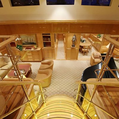 Marie Yacht To Main Salon